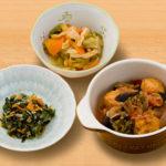 お食事(肉団子となすのトマト煮)
