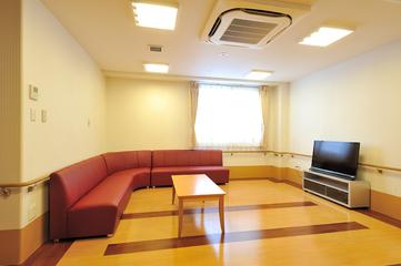 談話スペース(2・3階)